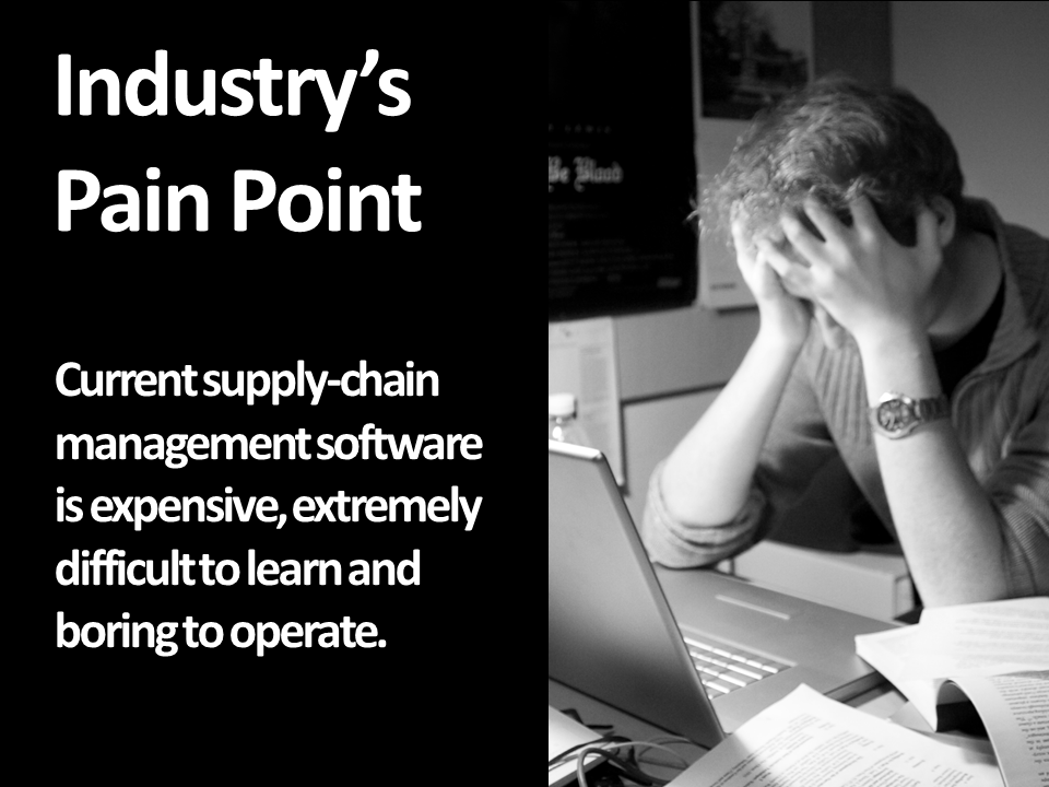 Industry's Pain Point
